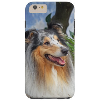 Rough Collie dog lovers photo iphone 6 case Tough iPhone 6 Plus Case