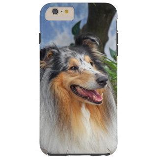 Rough Collie dog lovers photo iphone 6 case Tough iPhone 6 Plus Case