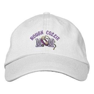 Rough Collie Dog Mom Baseball Cap