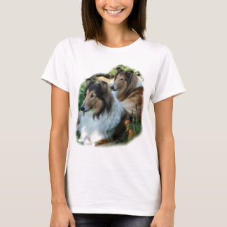 Rough Collie Gift of Art T-Shirt