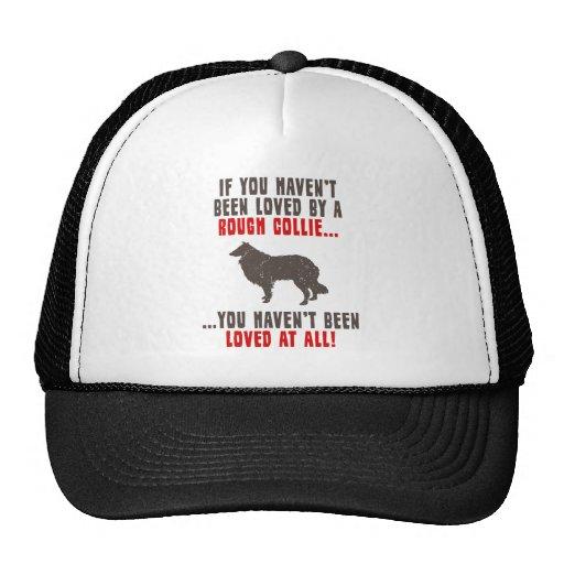 Rough Collie Mesh Hat