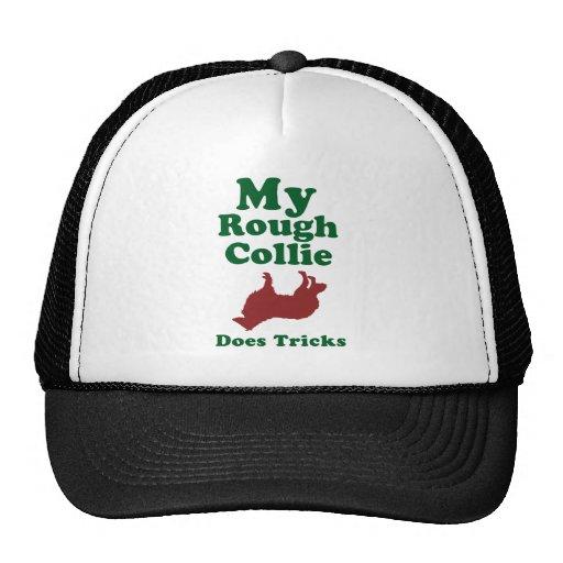 Rough Collie Mesh Hats