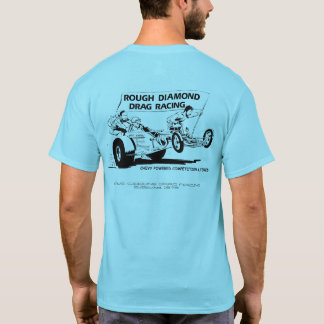 Rough Diamond Racing T shirt replica