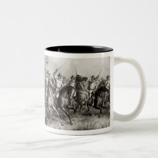 Rough Riders: Colonel Theodore Roosevelt Two-Tone Coffee Mug