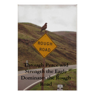 Rough Road Poster