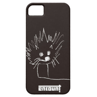 rough sketch dog iphone5 case iPhone 5 cases