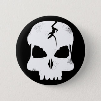 Rough Skull Captain Jack's Pin