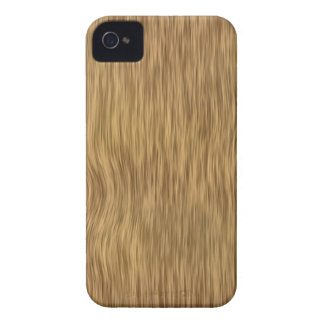Rough Wood Grain Background in Natural Color Case-Mate iPhone 4 Case