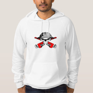 Roughneck Skull and Crossed Wrenches Hoody