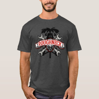 roughneck skull design T-Shirt