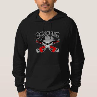 Roughneck Skull Hoodie