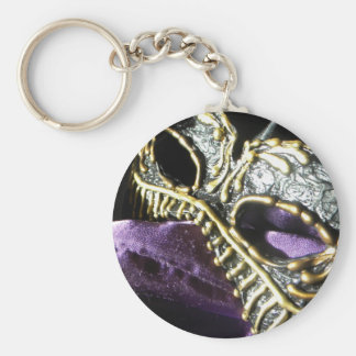 Rougues Face Key Ring