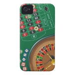Roulette Casino Gambling Table iPhone Case
