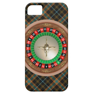 Roulette iPhone SE/5/5S Barely There Case