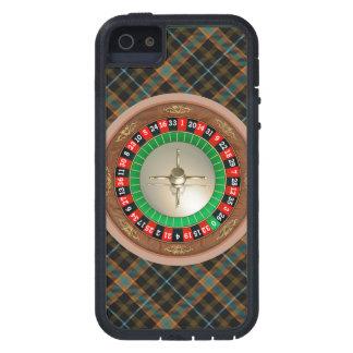 Roulette iPhone SE/5/5S Tough Xtreme Case