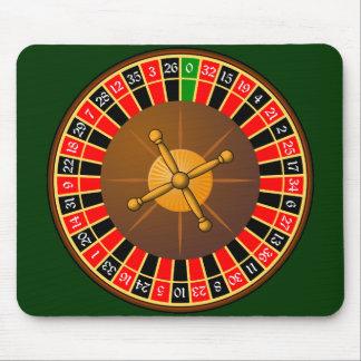 roulette mousepad