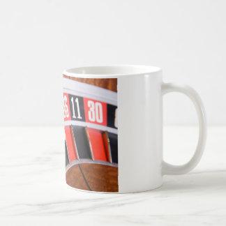 Roulette Wheel Closeup Coffee Mug
