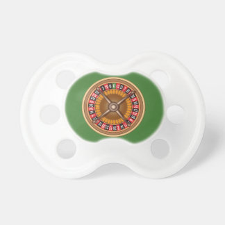 Roulette Wheel custom pacifier