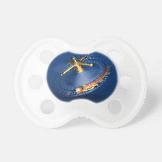 Roulette Wheel Pacifier