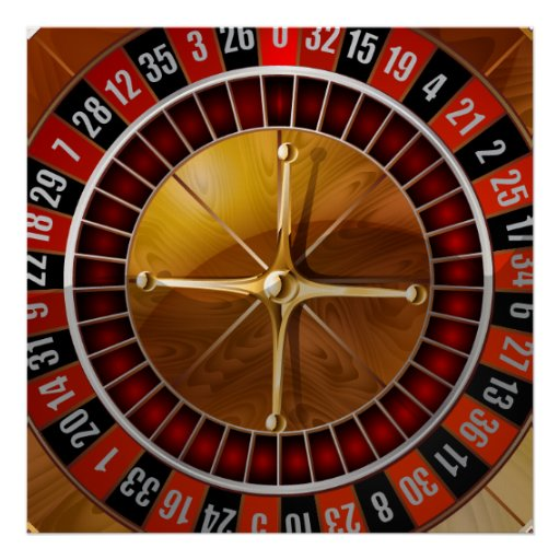 Roulette numbers in order