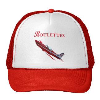 Roulettes PC-9 Hat