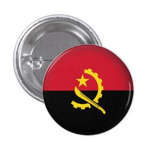 Round Angola 3 Cm Round Badge