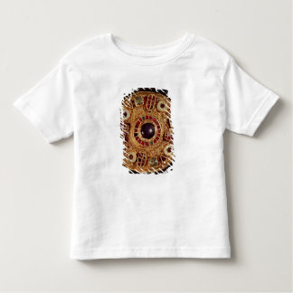 Round brooch toddler T-Shirt