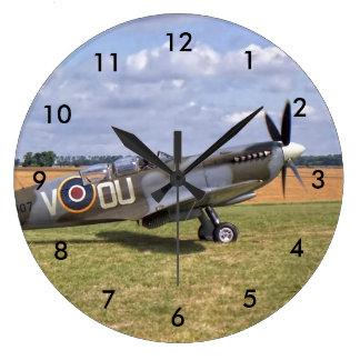 Round clock - Spitfire T9