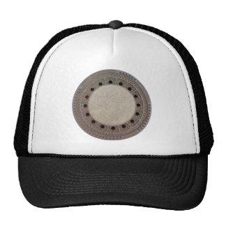 round design hat