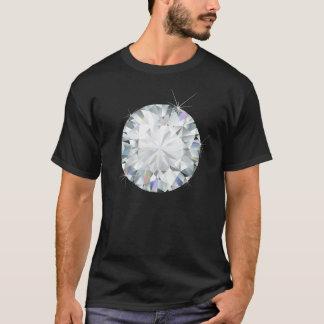 Round diamond T-Shirt