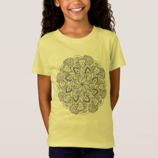 Round Doodle T-Shirt