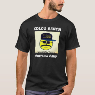 Round Face Design EDL 113013 T-Shirt