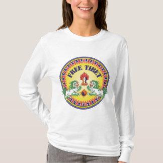 Round Free Tibet T-Shirt