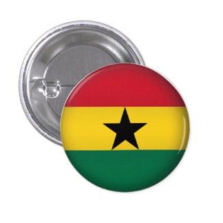 Round Ghana Buttons
