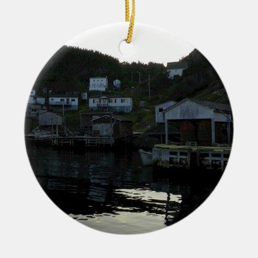 Round Harbour, Newfoundland, Ornament