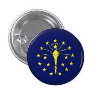 Round Indiana 3 Cm Round Badge