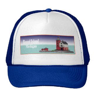 Round Island Lighthouse Cap