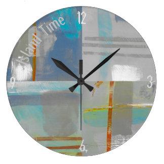 Round Island Time Coastal Clock