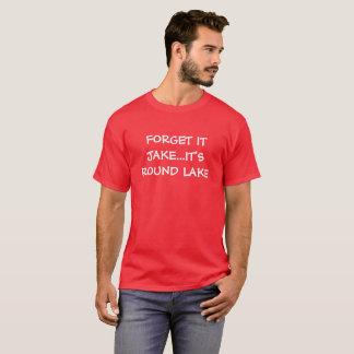 Round Lake Humour Tee