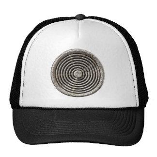 Round Lines hat