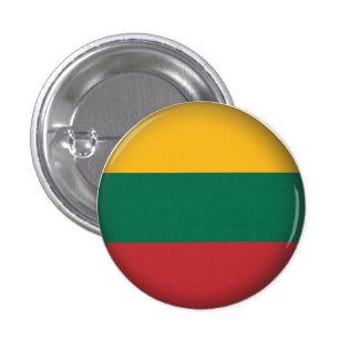Round Lithuania 3 Cm Round Badge