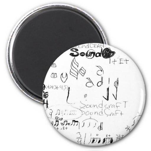 Round Magnet