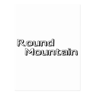 Round Mountain Post Cards