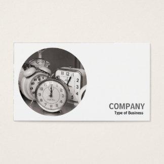 Round Photo - Alarm Clocks