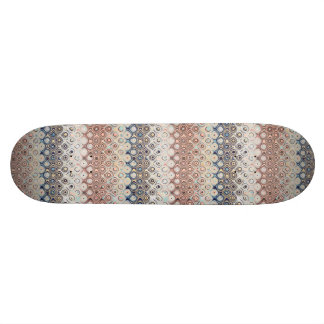 Round Retro Rings Skateboards