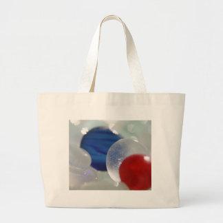 Round Sea Glass Tote Bag