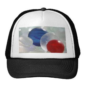Round Sea Glass Hats