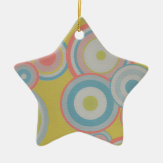 ROUND SHOW - WOWCOCO CERAMIC STAR DECORATION