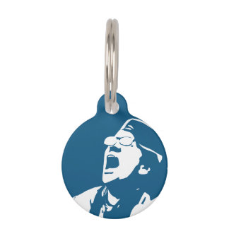 Round Small Pet Tag Liberal Tears - CUSTOMIZE IT