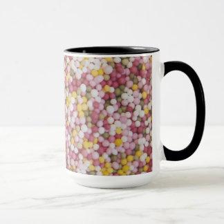 Round Sugar Sprinkles Mug